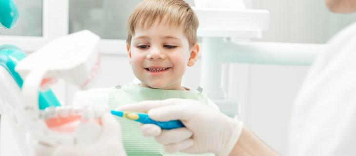 Carie nei denti da latte