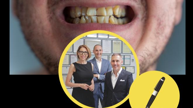 Le macchie da fumo sui denti: come rimuoverle