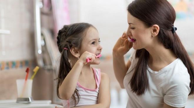 Piccolo vademecum per l'igiene orale dei bambini